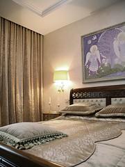 Дизайн интерьера частного дома | спальня