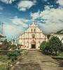 Santo Domingo Cathedral (kyra ysobel) Tags: basco batanes philippine philippines pilipinas travel photo iphonography iphone pinas
