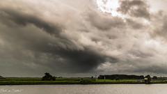 Storm 3 (M van Oosterhout) Tags: storm thunderstorm thunder lightning wind cloud clouds cloudporn sunset alphen aan den rijn dutch holland netherlands nederland groene hart noodweer weather weer rain regen