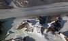 2017_09_13_lhr-lax_129 (dsearls) Tags: kongfrederikvikyst kingfrederickvicoast greenland semersooq 20170913 lhrlax united boeing787 dreamliner windowseat windowshot aerial flying blue ice snow arctic ocean northatlantic atlantic greenlandicesheet glacier glaciers fjord fjords icebergs mountains barren brown