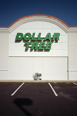 Dollar Tree (jhunter!) Tags: kodakgold200 contaxtvsii