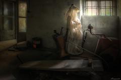 Abandoned Laundry  (AUT) (flowerpower.1969) Tags: abandoned laundry decay decayed forgotten vergessen verfallen verlassen stillgelegt hdr old alt wäscherei ue urbex urban exploration lost place places austria