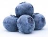 Staying Healthy (haberlea) Tags: home blueberries food plant fruit blue onwhite white macromondays hmm macro