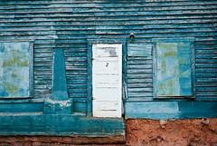 2 door (hutchphotography2020) Tags: rottenwood weathered door redclay chippedpaint nikon hutchphotography
