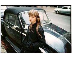 pola (apasz) Tags: berlin girl youth film fuji superia200 leica pola vw beattle