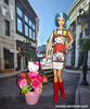 IMG_0050 (Fashion Fever Barbies) Tags: hellokitty barbie modern art pietmondrian