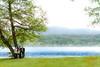 Familie Schreiber (djaneschphoto) Tags: shooting outdoor familie family grüne gruen green blau blue baum tree see lake wasser water glücklich gluecklich happy natur nature