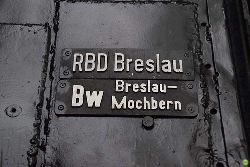 World War II train