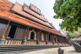 maison noir chiang rai - thailande 19