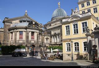 Kunstakademie & Coselpalais, Dresden, Germany