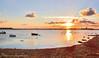 Revèrie (Francesco Impellizzeri) Tags: trapani sicilia sunset panasonic clouds boats landscape