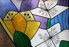 Stained Glass - Finkenberg Austria - July17 (14) (ailognom2005) Tags: stainedglasswindows colouredglass finkenberg austria zillertalaustria zillertal religion chapelofrest