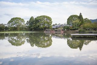 Daikaku-ji and Osawa Pond 大覚寺と大沢池