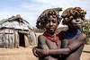 Dassanech (Ullsclucs) Tags: africa ethiopia omo dassanech people portrait girls nikon d90 travel