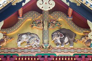 ... Tōshō-gū Nikko .. Unesco world heritage.