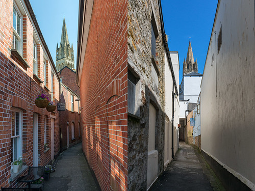 Alleys Of Truro