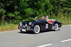 Triumph TR3 (Maurizio Boi) Tags: triumph tr3 car auto voiture automobile coche old oldtimer classic vintage vecchio antique voituresanciennes