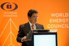 José Antonio Brenes, Secretario General, WEC Panama