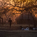 Sundown at the Mursi Village - Ethiopia