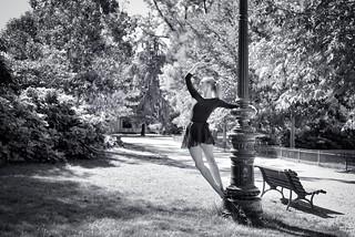 Urban Ballerina (II). A.