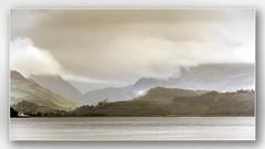Rain over Loch Alsh............Explored