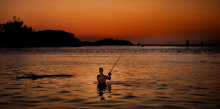 The Fearless Fisherman