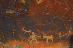 """Pictograph"" Middle Gobi Mongolia (modsseny) Tags: rock prehistoric mongolia gobi pictograph pictographs"