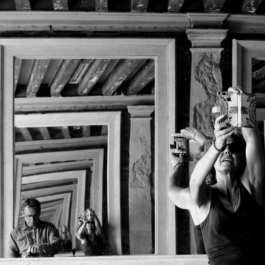 The world 39 s best photos of autoportrait and baroque for Autoportrait miroir