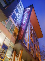 2016-12-01 - 008-012 - HDR (vmax137) Tags: 2016 washington wa seattle queen anne blue hour astro apartments neon sign panasonic dmcgh3 hdr