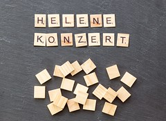 Helene Fischer Tour 2017/2018 (marcoverch) Tags: noperson keineperson text business geschäft paper papier desktop sign schild alphabet display anzeigen education bildung cube würfel symbol texture textur finance finanzen abstract abstrakt achievement leistung type art shape gestalten conceptual begrifflich illustration typography typografie