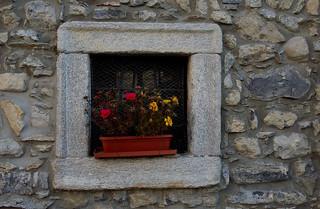 2017 8 5 Alta Valle Intelvi - Lanzo, una finestrella