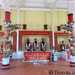 Chinese Temple, Bokor National Park, Kampot, thumbnail