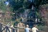0820_10_1964_03_SnowWhiteGrotto_Disneyland (BatFan01) Tags: disneyland themepark amusementpark snowwhitegrotto sevendwarfs 1960s fountain waterfall anaheim california usa