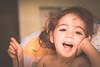 (A mi hija) Tags: baby niña comiendo portrait retrato