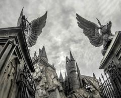 Hogwarts Castle at Islands Of Adventure Universal Orlando (Super Silly Fun Land) Tags: hogwarts castle forbidden journey universal orlando islands of adventure wwohp harrypotter harry potter goprohero3blackedition