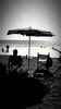 B&N (lucianoserra490) Tags: riviera liguria mare spiaggia ombrellone persone