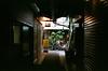 Filmphotography/鶴橋商店街 (yasu19_67) Tags: mamiyam sekor38mmf28 lomographycolornegative800 film filmism filmphotography analogphotography atmosphere sunlight shadow market alley 鶴橋商店街 koreantown osaka japan