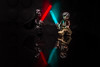 The Dual (willie485) Tags: lego star wars vader darthvader starwars toys lightsaber fight space sci fy scify