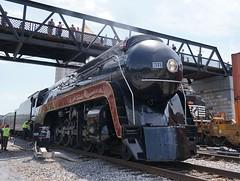 NW 611 // Roanoke, VA (Allyson Shannon) Tags: nw611 611 norfolkwestern virginia steam locomotive