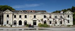 Grand Hotel, Kupari (nicnac1000) Tags: dubrovnik croatia ruin derelict war kupari hrvatska grandhotel balkans