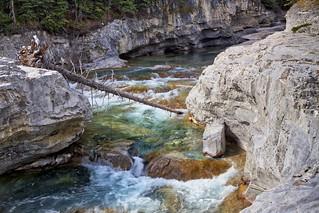 Elbow River Low flow