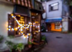 Kanazawa Lights (samstandridge) Tags: kanazawa japan nihon lights travel night pretty adventure sam standridge city blur blurry cool wow neat groovy