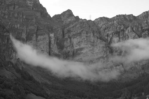 Nebelschlange