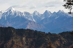 View from Kalamuni top. (draskd) Tags: panchachuli panchachulirange kalamunitop kalamuni kalamunitemple draskd nikon uttarakhand pithoragarh himalayas indianhimalayanpeaks