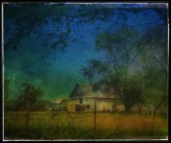 Always autumn.... (Sherrianne100) Tags: oldbarn rural autumn deserted dilapidated barn ozarks missouri