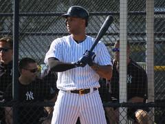 Aaron Hicks (BeGreen90) Tags: aaronhicks newyorkyankees instructionalleague newyorkyankeesminorleaguecomplex tampa