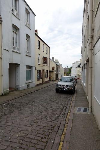 High Street, St Anne's, Alderney