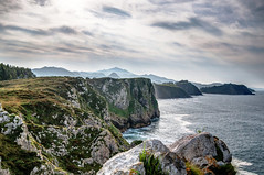 Acantilados del Infierno. Ribadesella, Asturias (ccc.39) Tags: asturias ribadesella costa acantilados mar cantábrico agua rocas paisaje seascape sea