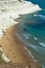 Scala dei Turchi. (lalisilvio) Tags: italy italia travel sicilia sicily agrigento scala dei turchi outdoors out sea seaside shore spiaggia beach people