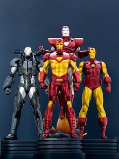 Iron Man Modular Armour | Statue | Bowen Designs